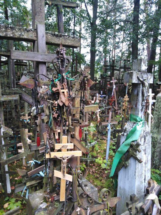 Польша, Грабарка, достопримечательности Польши, кресты