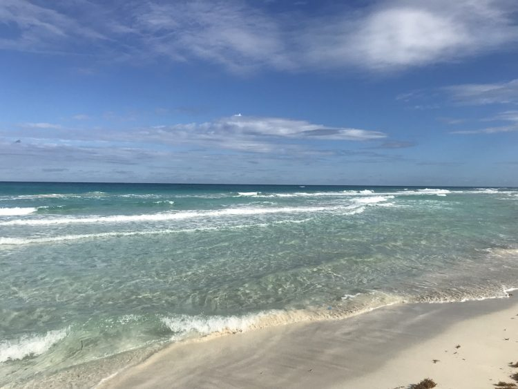 Варадеро, Куба, море, пляж