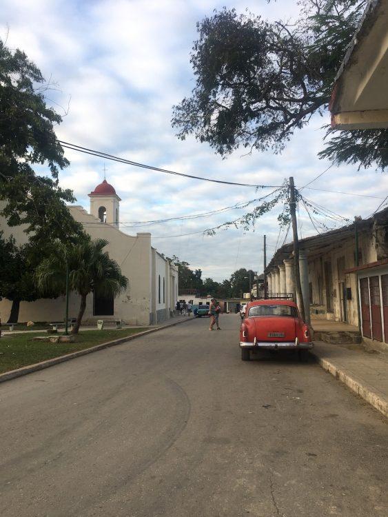 Куба, Долина Виньялес, Пинар-дель-Рио, улицы