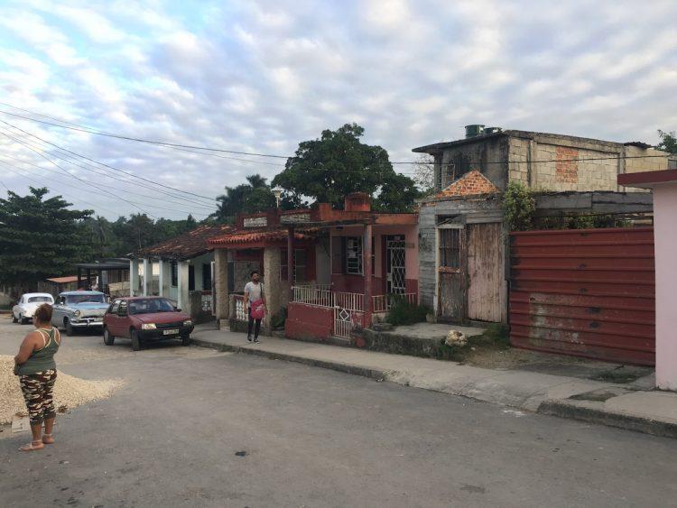 Куба, Долина Виньялес, Пинар-дель-Рио, магазин