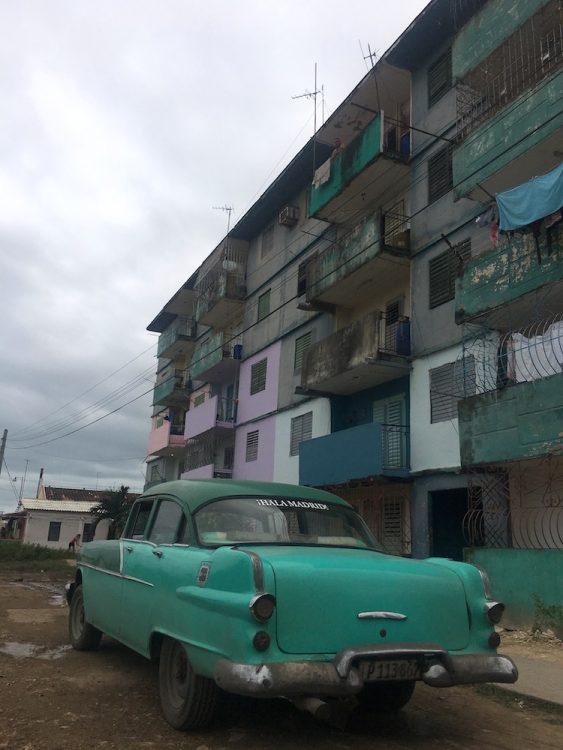 Куба, репортаж, остров несвободы, машина