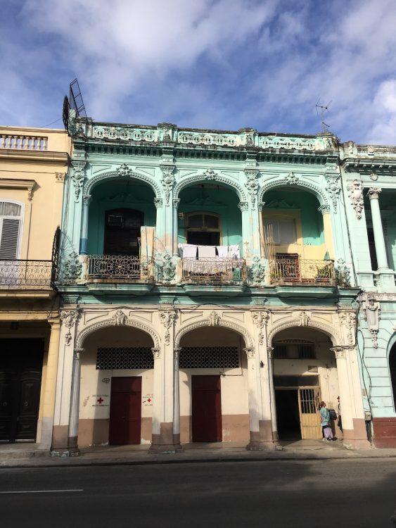 Куба, репортаж, остров несвободы, здание