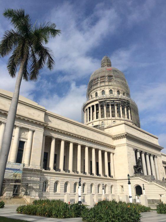 Куба, репортаж, остров несвободы, белый дом