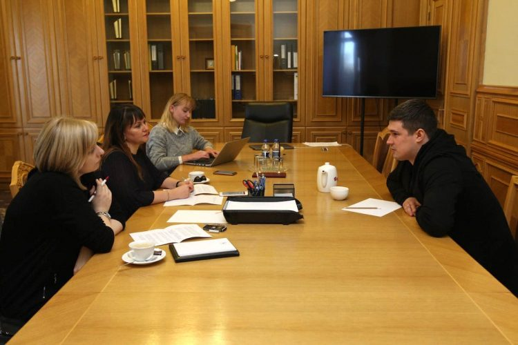 Михаил Федоров, вице-премьер Украины, министр цифровой трансформации, Минцифры, интервью, Ольга Гук