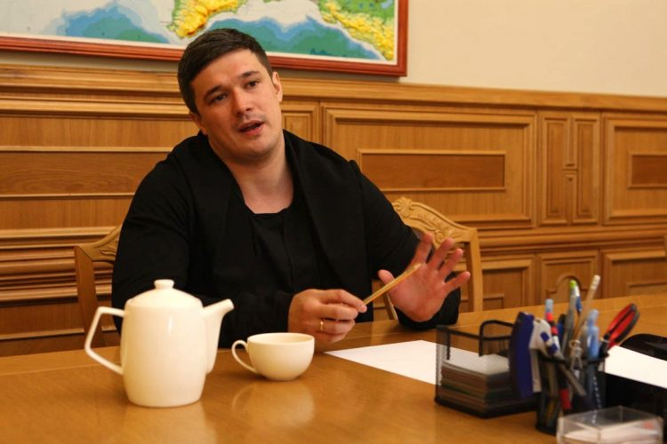 Михаил Федоров, вице-премьер Украины, министр цифровой трансформации, Минцифры, интервью