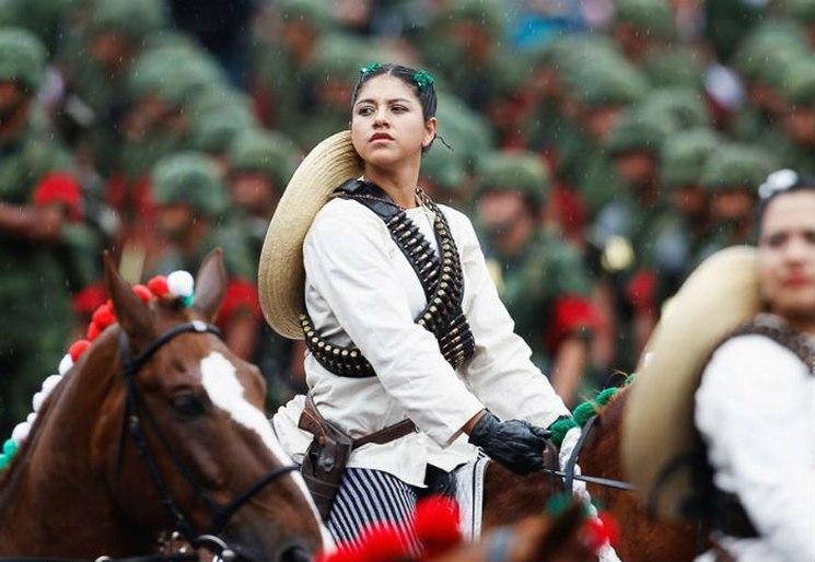 фишки дня, день независимости Мексики