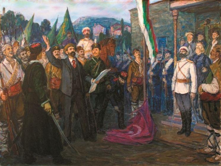 фишки дня - 6 сентября, день Объединения Болгарии