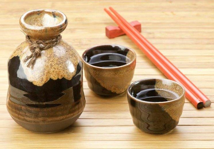 фишки дня - 1 октября, день саке Япония