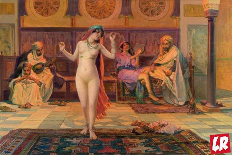 фишки дня - 11 сентября, Усекновение главы Иоанна Предтечи, танец Саломеи