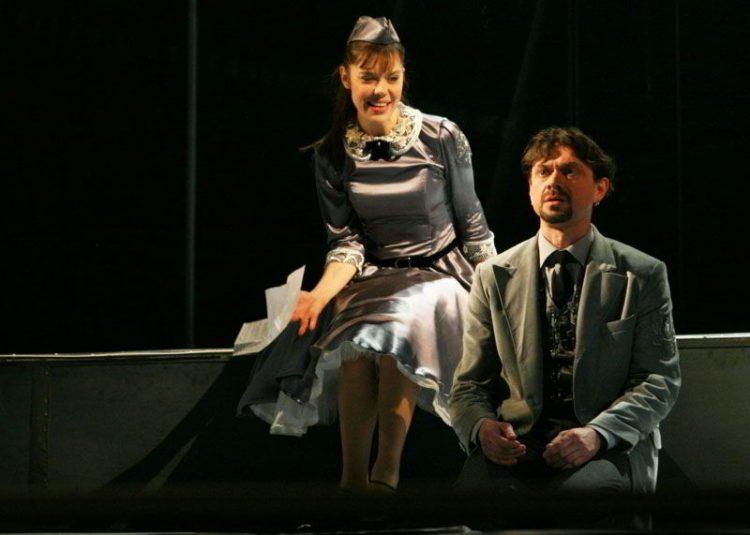 Остап Ступка на сцене, Женитьба Фигаро, театр
