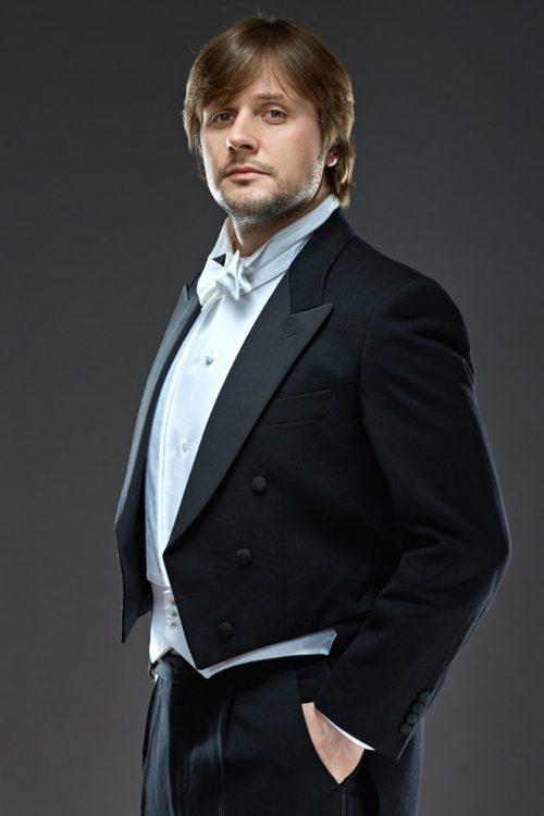 Бондаренко, опера, певец