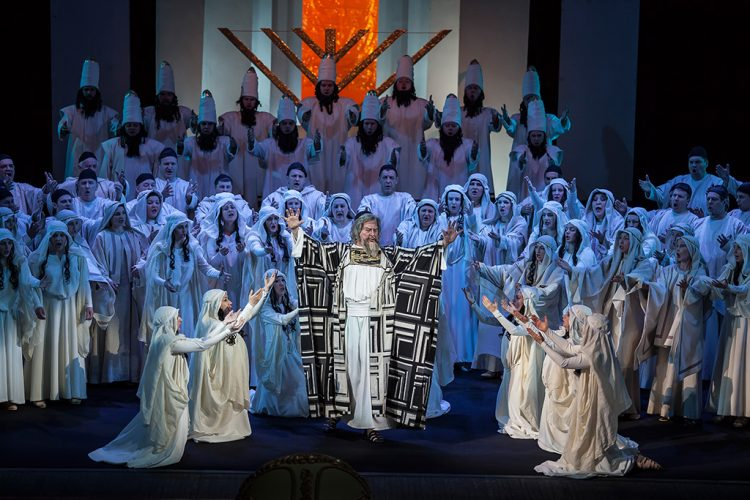 опера, Киев, Национальная опера в ноябре 2019, на что пойти, афиша LifeGid, Набукко