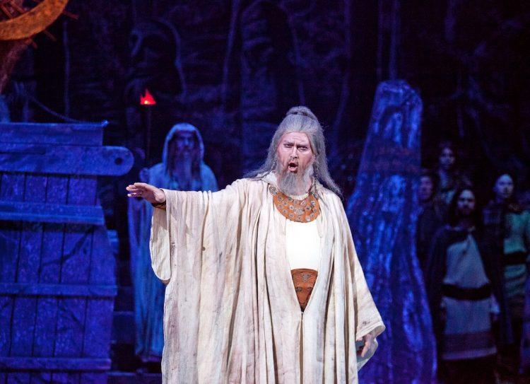 опера, Национальная опера в ноябре 2019, на что пойти, афиша LifeGid, Орлов, Оровезо