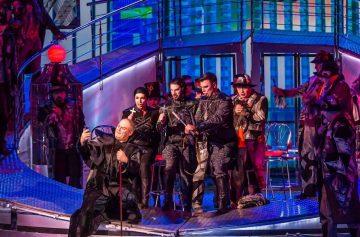 опера, Национальная опера в ноябре 2019, на что пойти, афиша Liferead, Фауст
