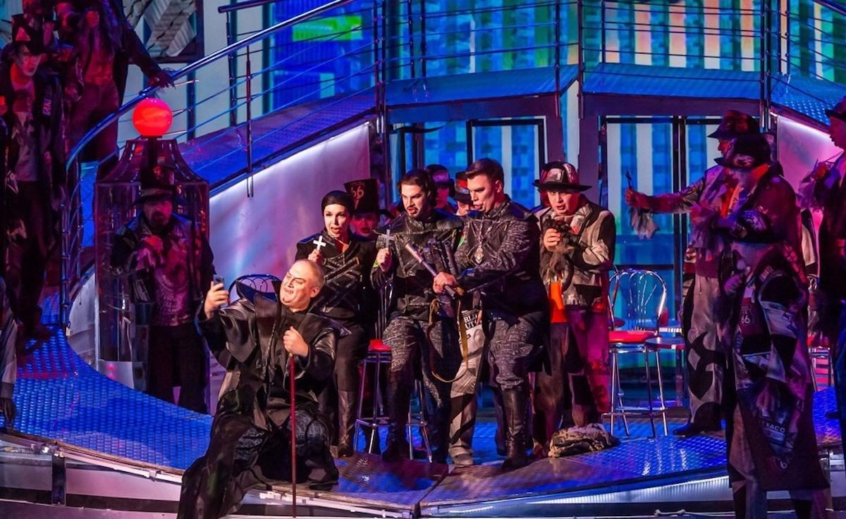 Национальная опера в ноябре 2019 – на что пойти | Афиша LifeGid