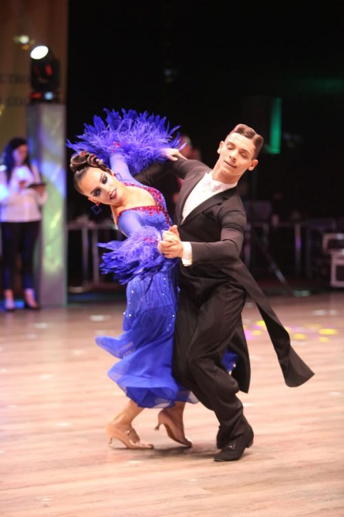 Киев, афиша, Чемпионат мира по танцевальному спорту 10 танцев