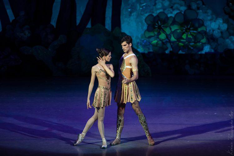 Национальная опера в октябре 2019, балет