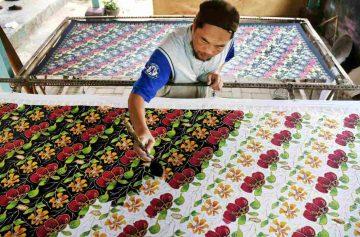фишки дня, День батик Индонезия