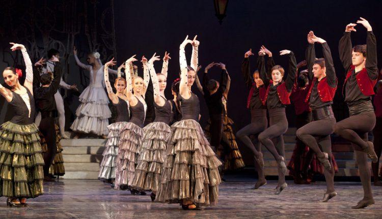 Национальная опера в октябре 2019, Болеро