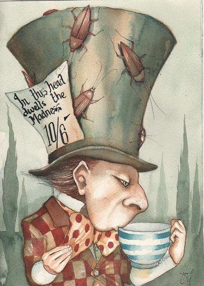 фишки дня - 6 октября, День безумного шляпника