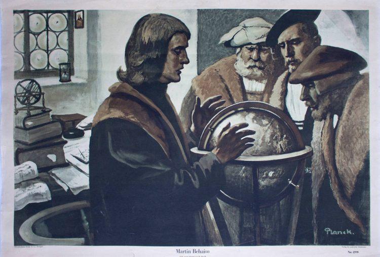 глобус, изобретатель, ученый