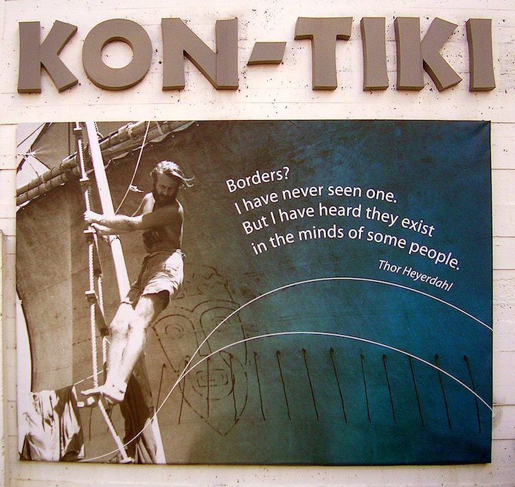 Кон-Тики, Тур Хейердал