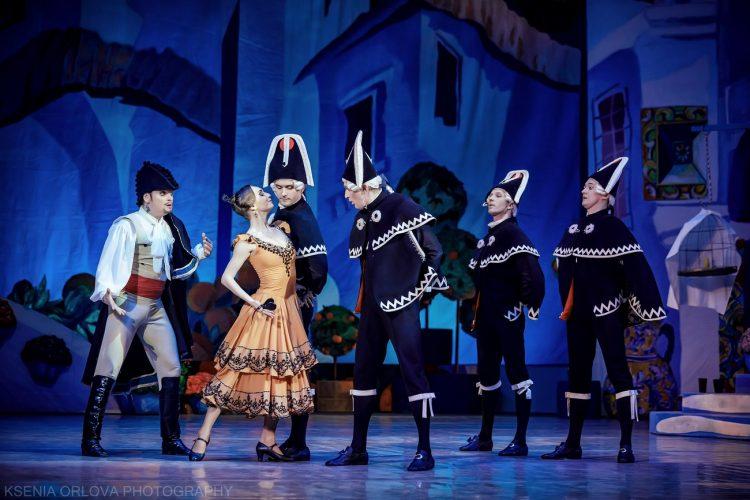 Национальная опера в октябре 2019, Ночи Испании, Треуголка