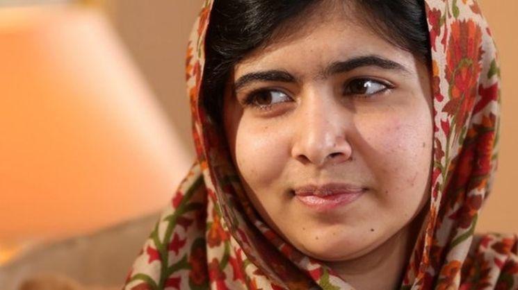 фишки дня - 25 октября, день борьбы женщин за мир, Малала