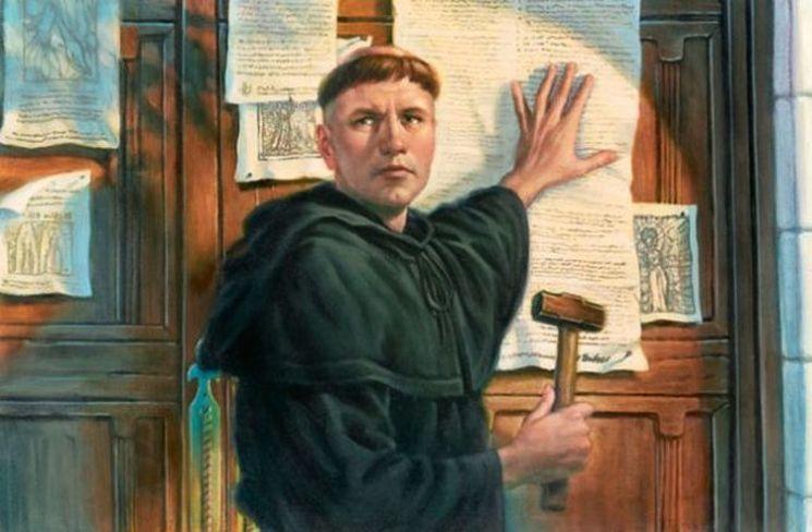фишки дня - 31 октября, День Реформации