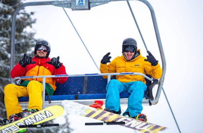 Отдых в Украине, Новый год, Буковель, горы, лыжи