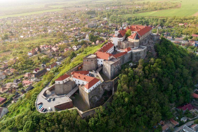 Мукачево, Паланок, отдых в Украине 2020