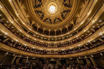Национальная опера в октябре 2019
