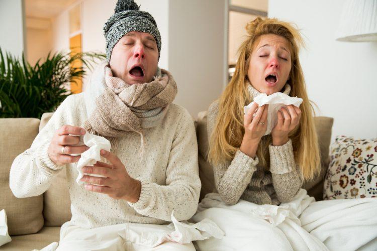 грипп, чем лечить, симптомы, пара, семейная пара, супруги