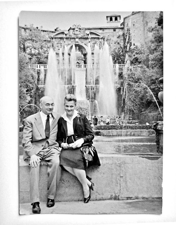 Нина и Николай Бажан, вторая жена Бажана