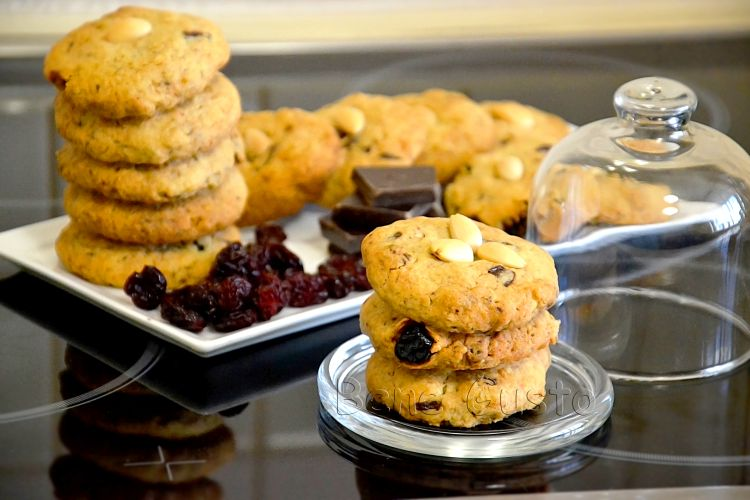 овсяное печенье, рецепт, еда
