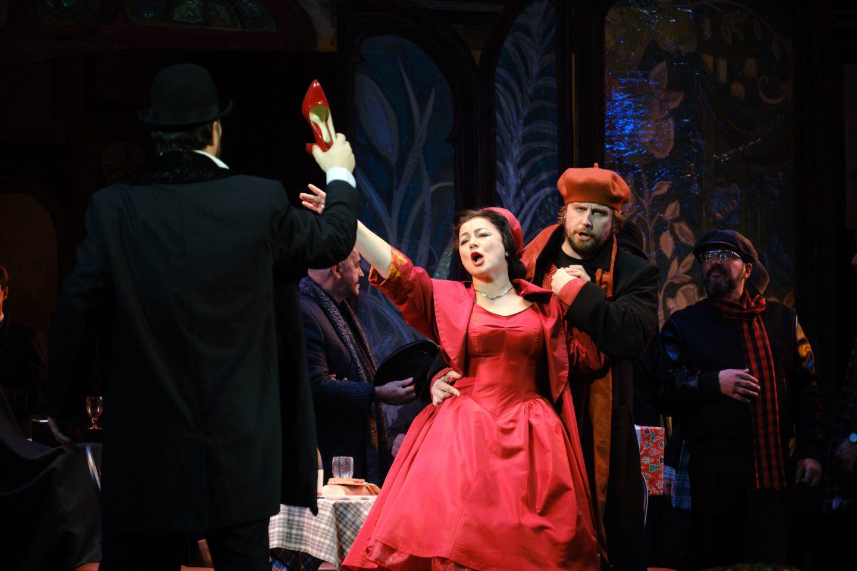 «Богема» по-киевски – громкая премьера в Национальной опере
