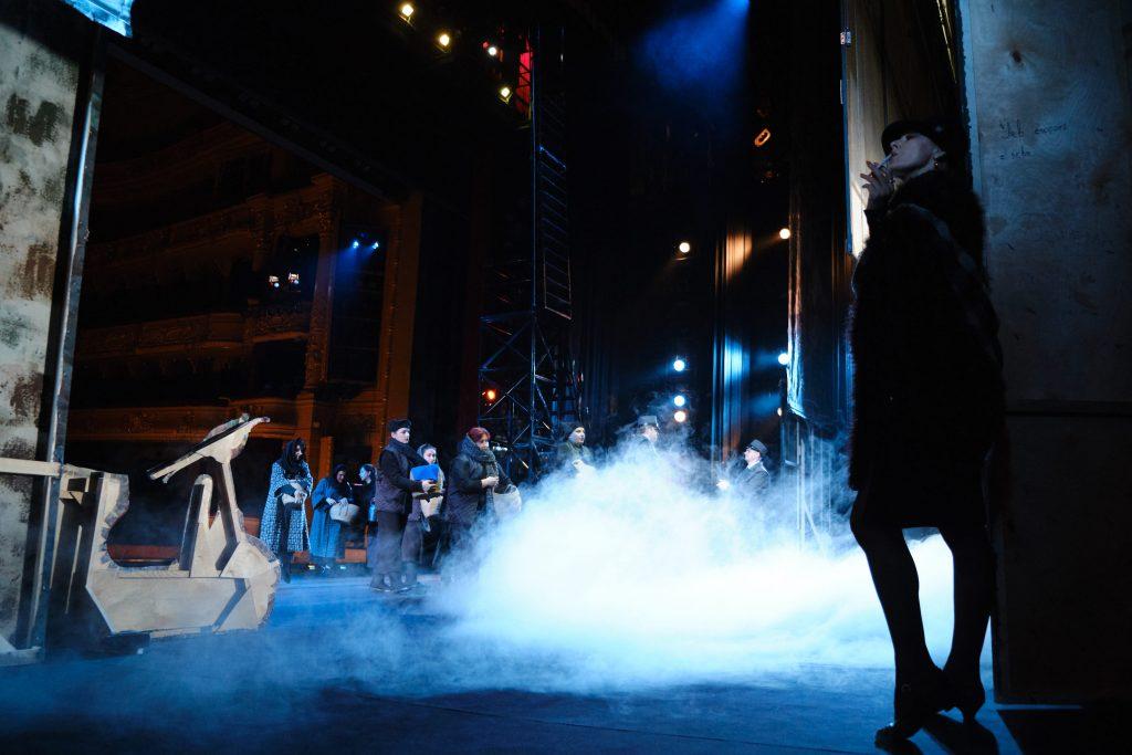 богема, опера, Киев, Пуччини, премьера