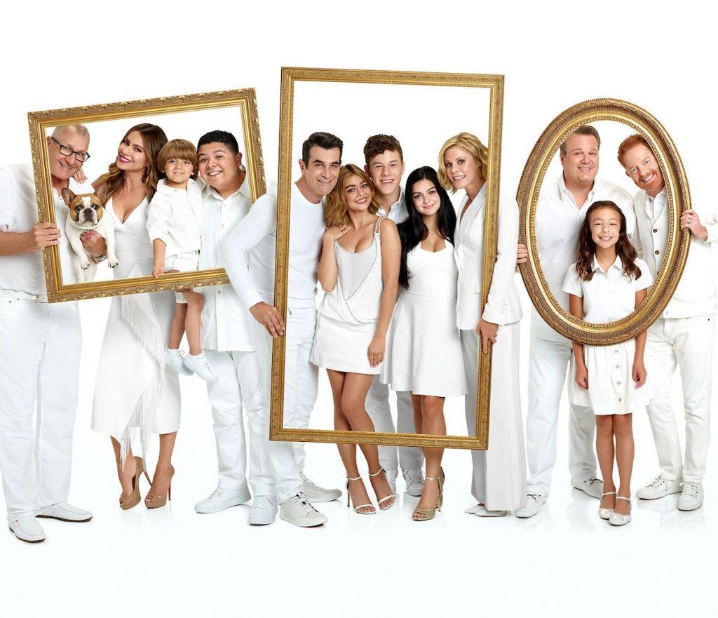 Американская семейка, сериал, ситком, все актеры