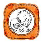 гороскоп, зодиак, лев