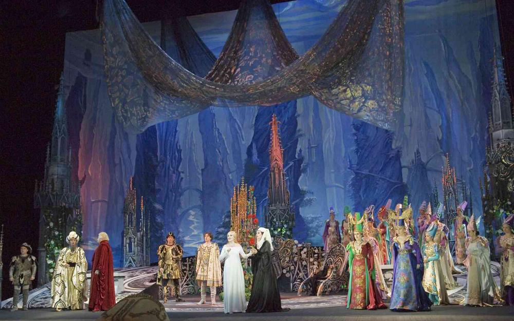 Опера в январе 2020, Иоланта