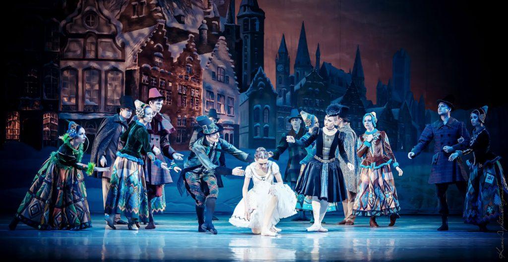 Опера в январе 2020, Снегова Королева, снежная королева