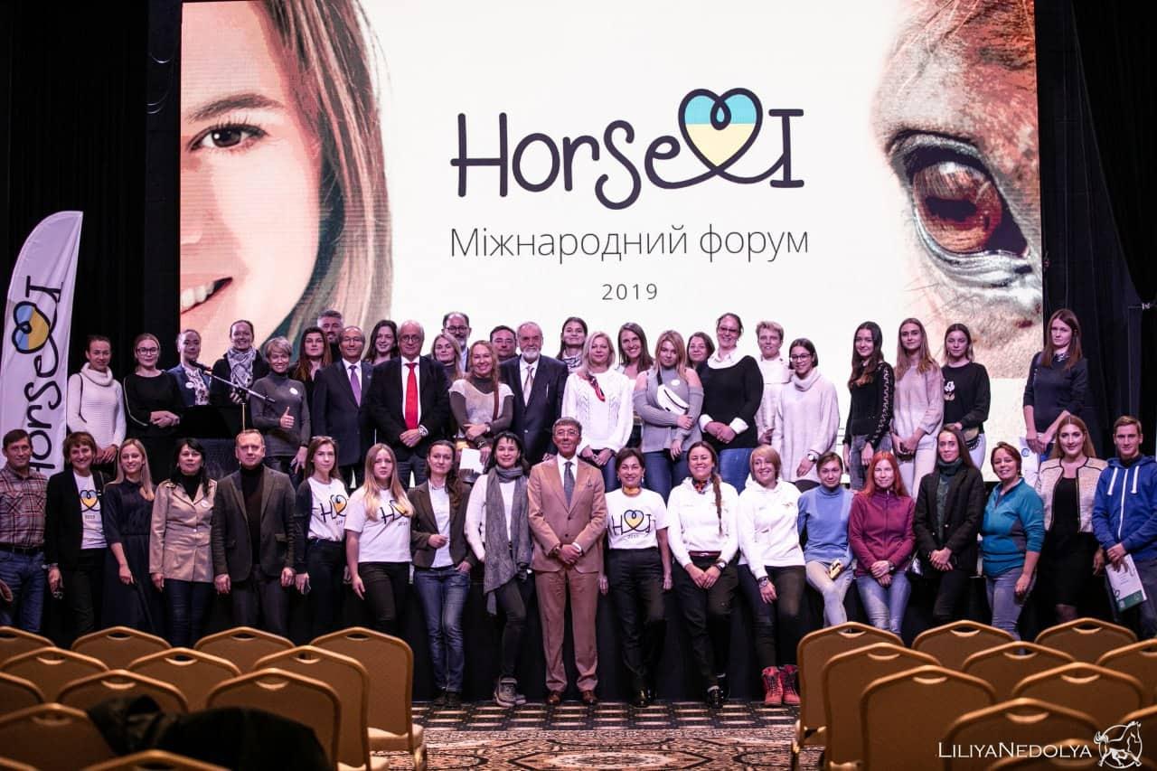 Конный спорт в Украине – первый мегафорум, цифры и факты