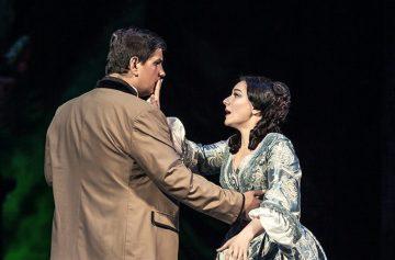 Опера в январе 2020, Ольга Фомічова, Валентин Дытюк