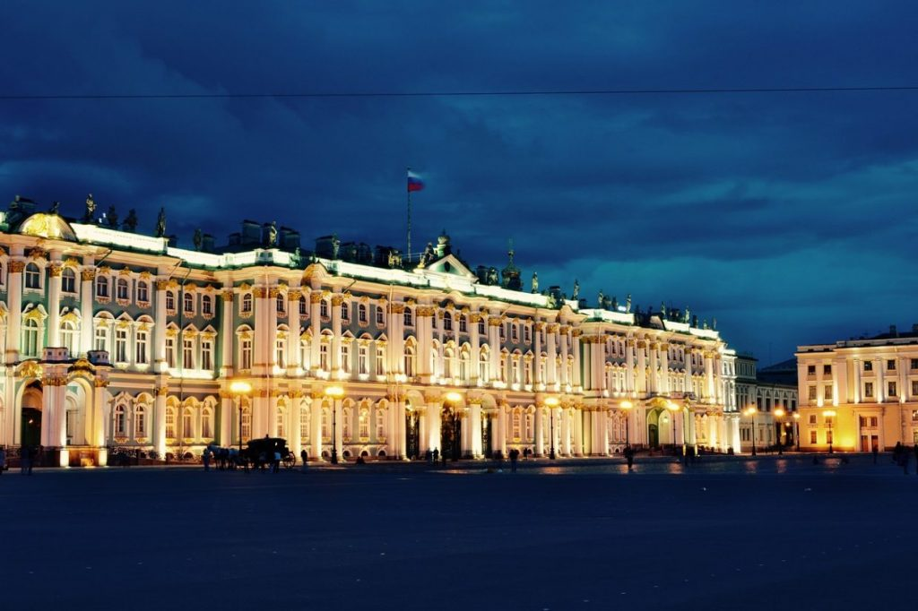 Санкт-Петербург, Эрмитаж, Россия, Лучшие страны для отдыха