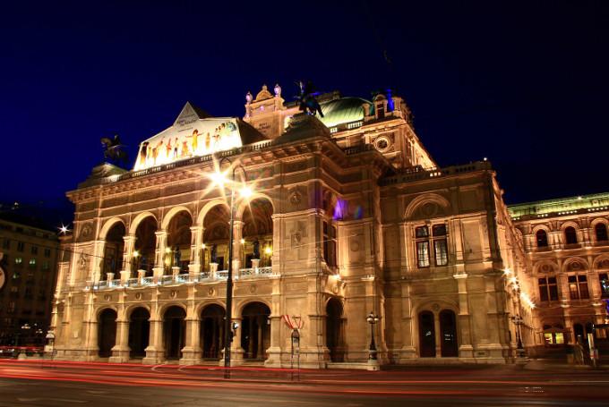 Вена, опера