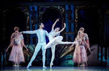 щелкунчик, балет, Национальная опера Украины, афиша, Киев