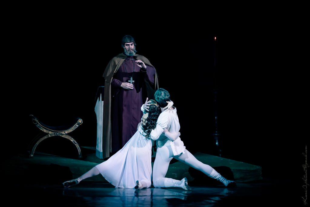 Национальная опера в феврале, Ромео и Джульетта