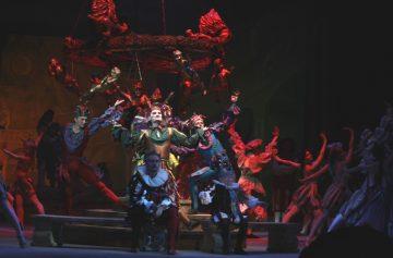 Национальная опера в феврале, Риголетто