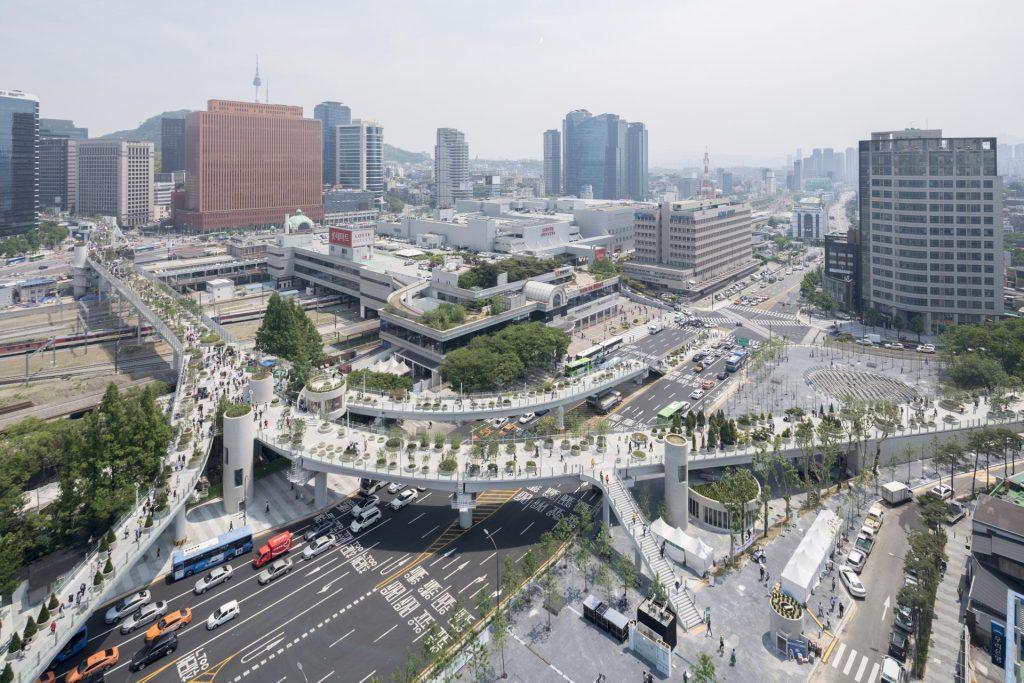 Сеул, Лучшие страны для отдыха