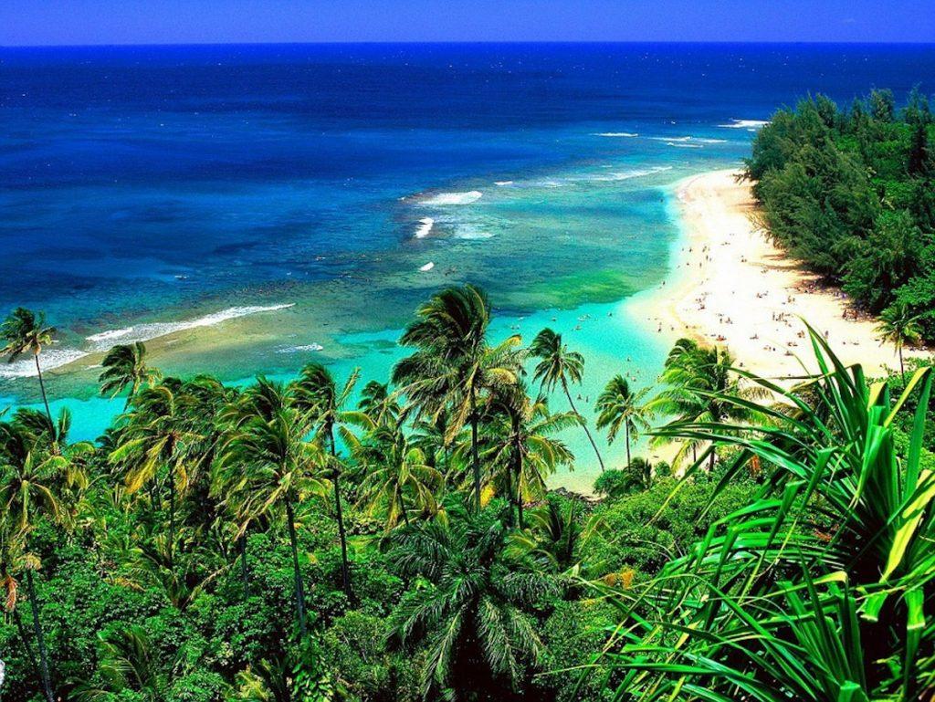 Кауаи, Лучшие страны для отдыха